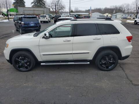 2011 Jeep Grand Cherokee for sale at Drive Motor Sales in Ionia MI