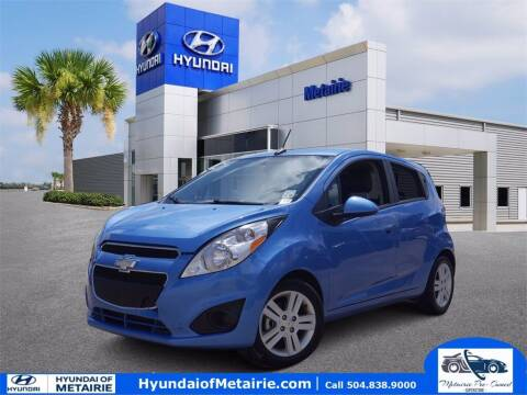 2014 Chevrolet Spark for sale at Metairie Preowned Superstore in Metairie LA