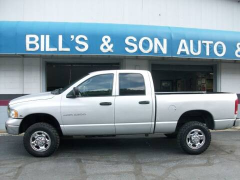 2004 Dodge Ram Pickup 2500 for sale at Bill's & Son Auto/Truck Inc in Ravenna OH