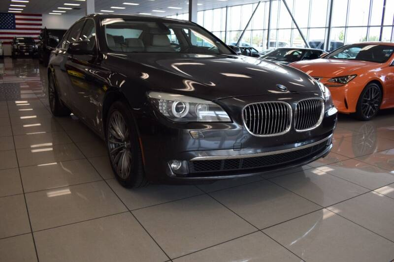 2011 BMW 7 Series for sale at Legend Auto in Sacramento CA