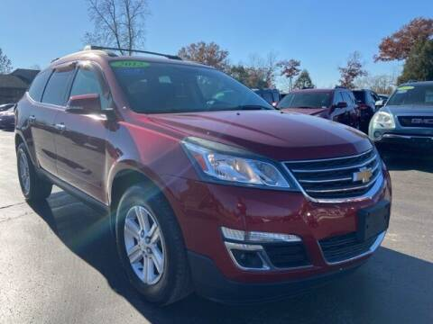 2013 Chevrolet Traverse for sale at Newcombs Auto Sales in Auburn Hills MI
