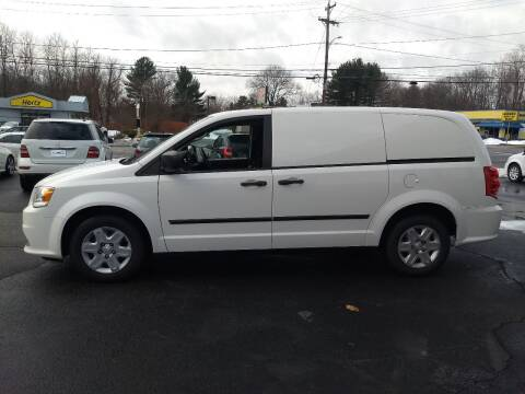 2013 RAM C/V for sale at 125 Auto Finance in Haverhill MA