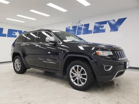 2014 Jeep Grand Cherokee for sale at HILEY MAZDA VOLKSWAGEN of ARLINGTON in Arlington TX