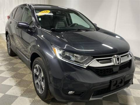 2018 Honda CR-V for sale at Mr. Car City in Brentwood MD