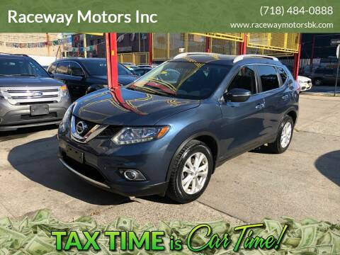 2015 Nissan Rogue for sale at Raceway Motors Inc in Brooklyn NY