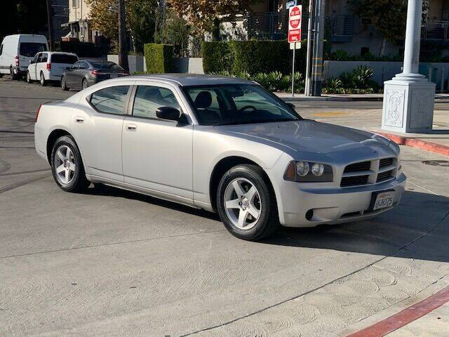 2009 Dodge Charger for sale at FJ Auto Sales in North Hollywood CA