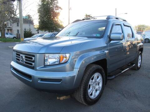 2006 Honda Ridgeline for sale at PRESTIGE IMPORT AUTO SALES in Morrisville PA