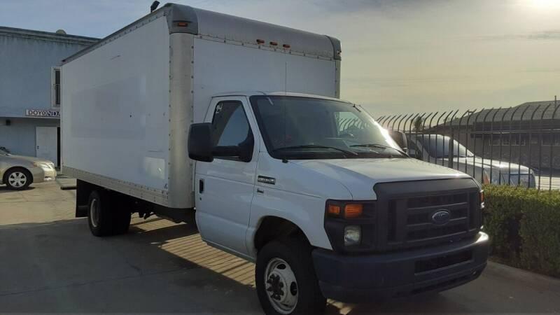 2013 Ford E-350 for sale at DOYONDA AUTO SALES in Pomona CA