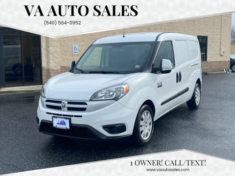 2015 RAM ProMaster City Cargo for sale at Va Auto Sales in Harrisonburg VA