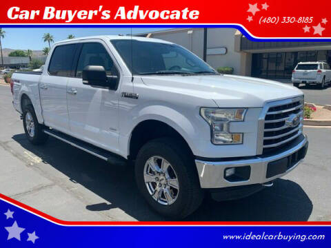 2016 Ford F-150 for sale at Car Buyer's Advocate in Phoenix AZ