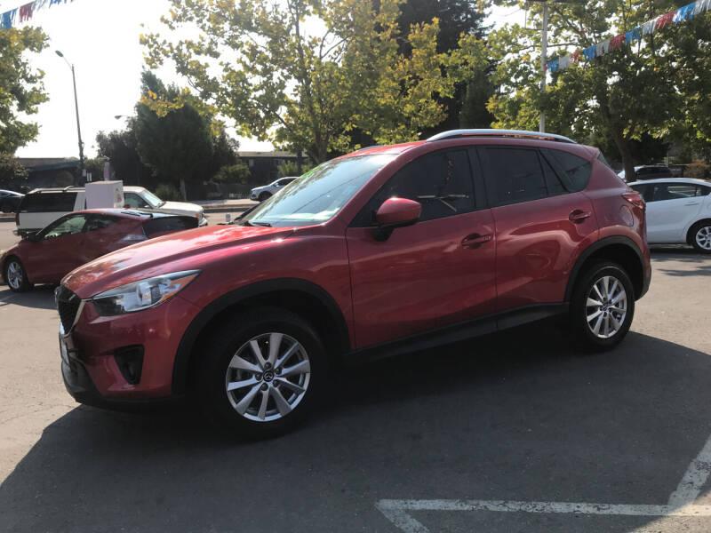 2015 Mazda CX-5 for sale at Autos Wholesale in Hayward CA