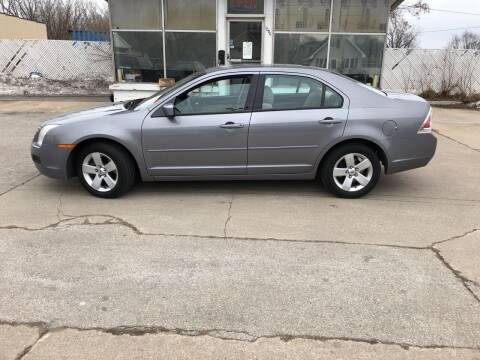 2007 Ford Fusion for sale at Velp Avenue Motors LLC in Green Bay WI