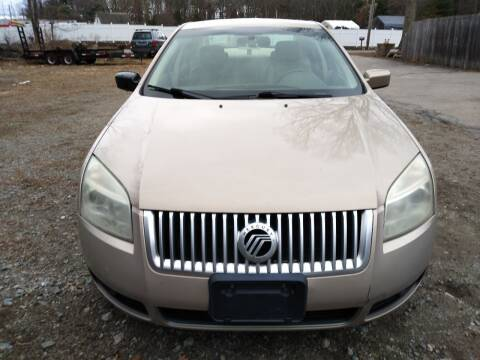 2006 Mercury Milan for sale at Maple Street Auto Sales in Bellingham MA