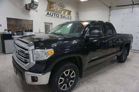 2017 Toyota Tundra for sale at Elite Auto Sales in Ammon ID