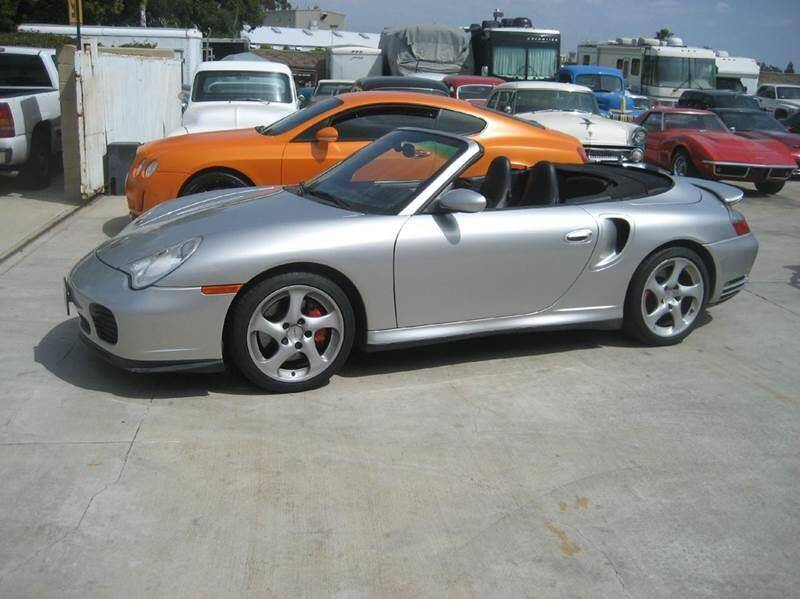 2004 Porsche 911 for sale at HIGH-LINE MOTOR SPORTS in Brea CA