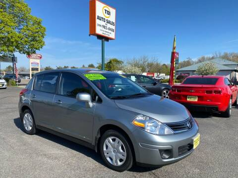 2010 Nissan Versa for sale at TDI AUTO SALES in Boise ID