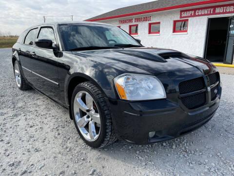 2007 Dodge Magnum for sale at Sarpy County Motors in Springfield NE