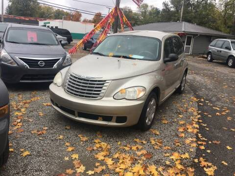 2006 Chrysler PT Cruiser for sale at Antique Motors in Plymouth IN