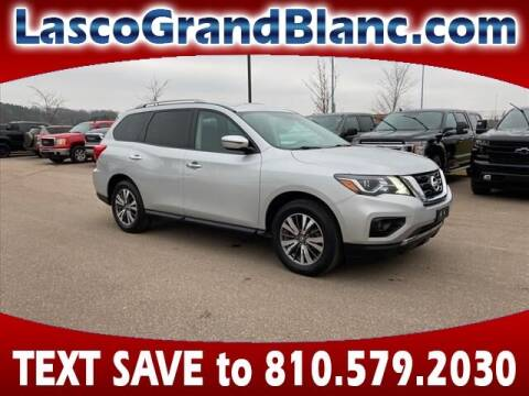 2018 Nissan Pathfinder for sale at Lasco of Grand Blanc in Grand Blanc MI