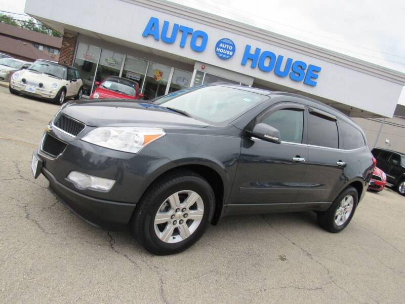 2010 Chevrolet Traverse for sale at Auto House Motors in Downers Grove IL