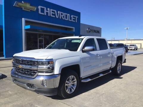 2018 Chevrolet Silverado 1500 for sale at LEE CHEVROLET PONTIAC BUICK in Washington NC