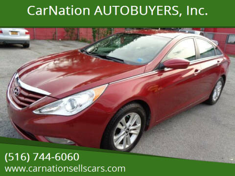 2013 Hyundai Sonata for sale at CarNation AUTOBUYERS, Inc. in Rockville Centre NY