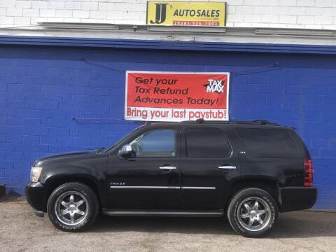2010 Chevrolet Tahoe for sale at Flagstaff Auto Outlet in Flagstaff AZ