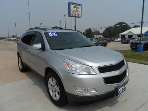 2011 Chevrolet Traverse for sale at America Auto Inc in South Sioux City NE