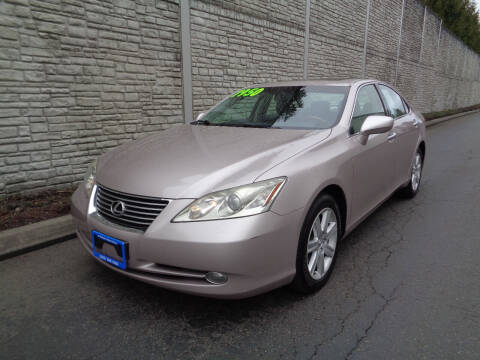 2008 Lexus ES 350 for sale at Matthews Motors LLC in Algona WA