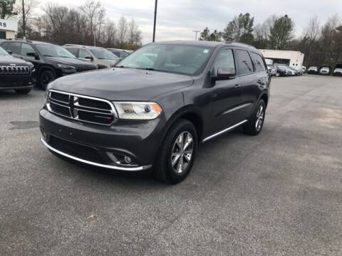2016 Dodge Durango for sale at FRED FREDERICK CHRYSLER, DODGE, JEEP, RAM, EASTON in Easton MD