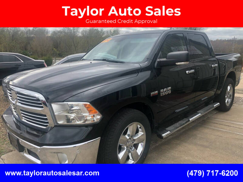 2014 RAM Ram Pickup 1500 for sale at Taylor Auto Sales in Springdale AR