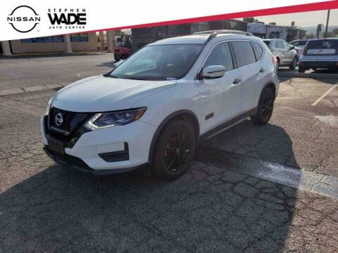 2017 Nissan Rogue for sale at Stephen Wade Pre-Owned Supercenter in Saint George UT