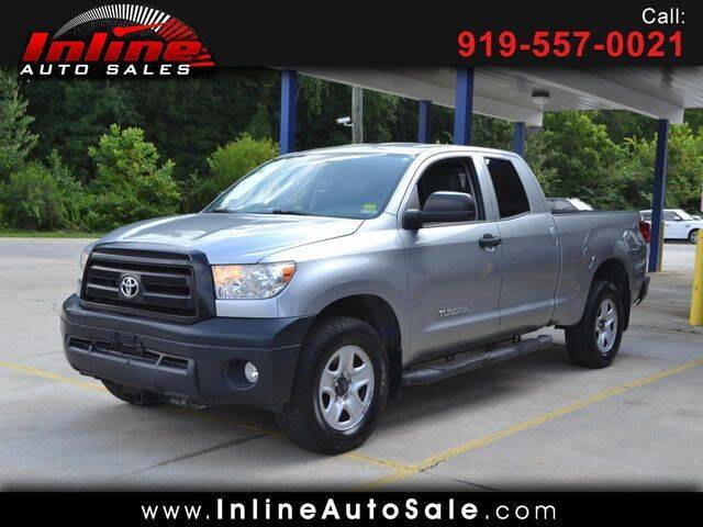 2013 Toyota Tundra for sale at Inline Auto Sales in Fuquay Varina NC