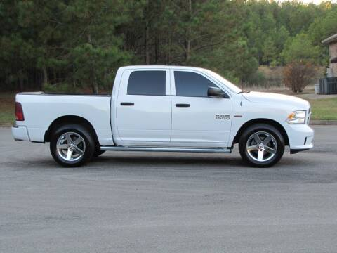 2013 RAM Ram Pickup 1500 for sale at Hometown Auto Sales - Trucks in Jasper AL