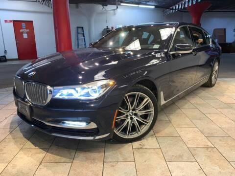 2016 BMW 7 Series for sale at EUROPEAN AUTO EXPO in Lodi NJ