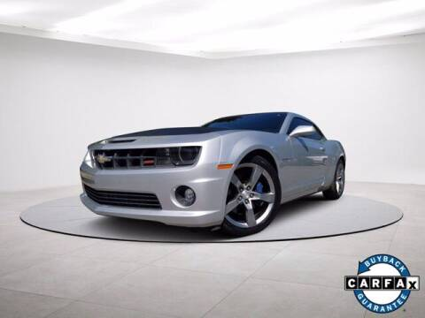 2011 Chevrolet Camaro for sale at Carma Auto Group in Duluth GA