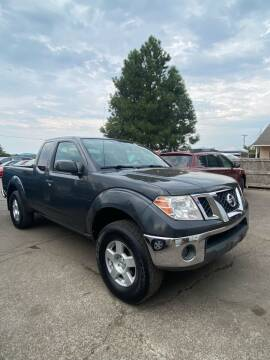 2010 Nissan Frontier for sale at M AND S CAR SALES LLC in Independence OR