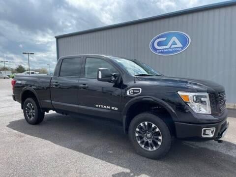 2019 Nissan Titan XD for sale at City Auto in Murfreesboro TN