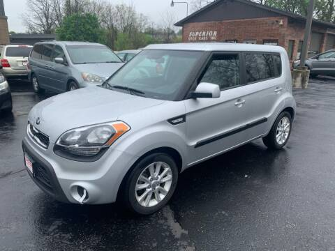 2013 Kia Soul for sale at Superior Used Cars Inc in Cuyahoga Falls OH