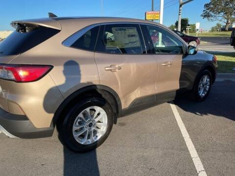 2021 Ford Escape for sale at Smart Chevrolet in Madison NC