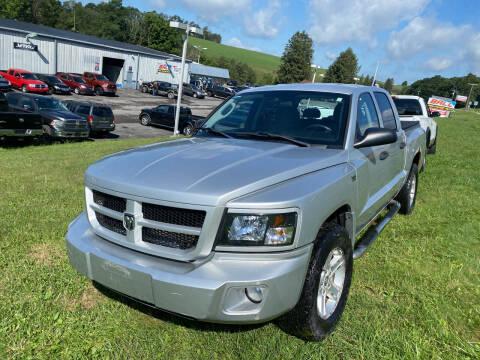 2011 RAM Dakota for sale at Ball Pre-owned Auto in Terra Alta WV
