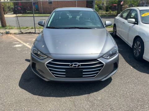 2018 Hyundai Elantra for sale at Buy Here Pay Here Auto Sales in Newark NJ