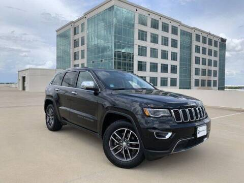 2017 Jeep Grand Cherokee for sale at SIGNATURE Sales & Consignment in Austin TX
