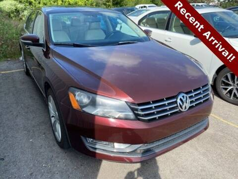 2013 Volkswagen Passat for sale at Vorderman Imports in Fort Wayne IN