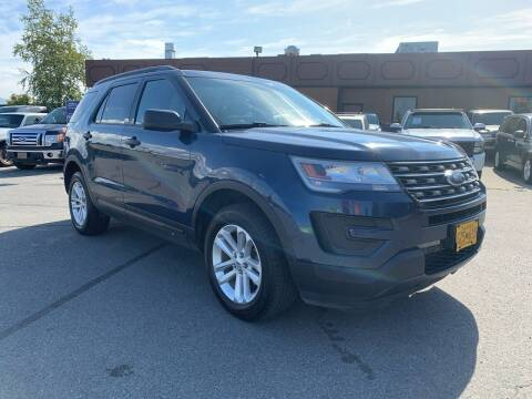 2016 Ford Explorer for sale at Freedom Auto Sales in Anchorage AK