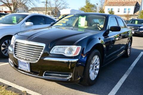 2014 Chrysler 300 for sale at Lighthouse Motors Inc. in Pleasantville NJ
