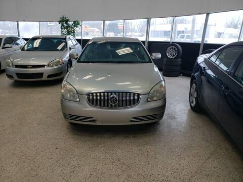 2008 Buick Lucerne for sale at Fansy Cars in Mount Morris MI