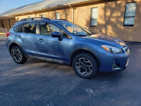 2016 Subaru Crosstrek for sale at Wheel Tech Motor Vehicle Sales in Maylene AL