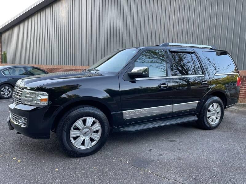 2009 Lincoln Navigator for sale at MJ AUTO BROKER in Alpharetta GA