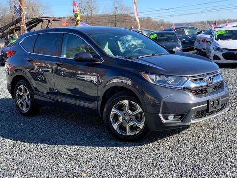 2017 Honda CR-V for sale at A&M Auto Sales in Edgewood MD